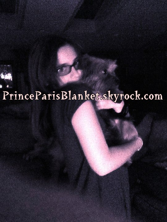 Foto Personal | Paris Jackson con Spencer y Paris