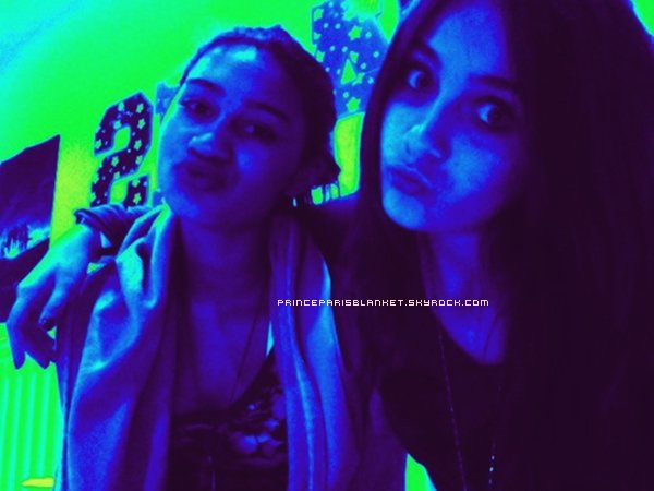 Paris Jackson y Michaela