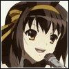 Hirano Aya - God know (Haruhi Suzumiya) <3  (2012)