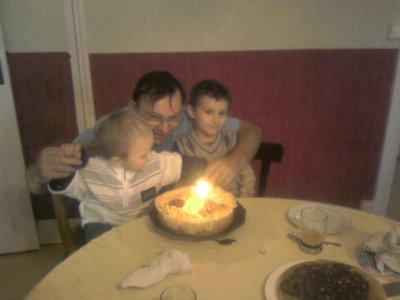 anniversaire de ethan