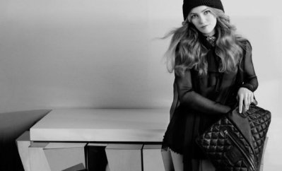 Vanessa Paradis & Chanel : Love Affair