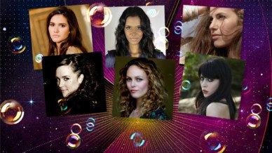 Artiste Féminine Francophone de l'année - Pré-nominations - NRJ Music Awards 2012