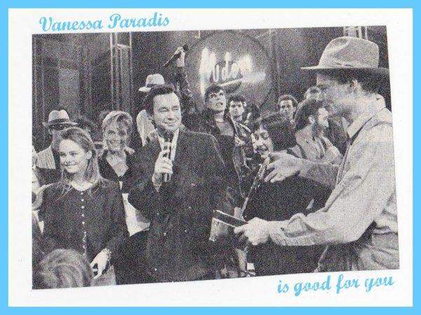 VANESSA PARADIS AU MIDEM 1987
