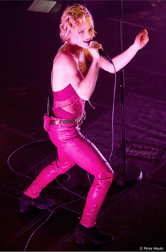 VANESSA PARADIS en concert a Amterdam