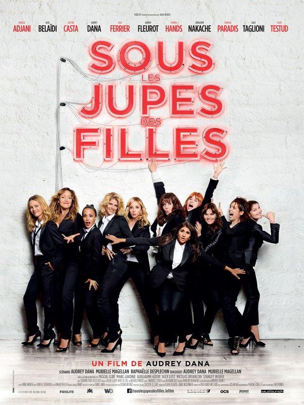 2014 Sous Les Jupes Des Filles