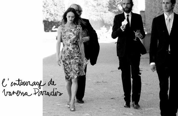 VANESSA PARADIS & CHANEL
