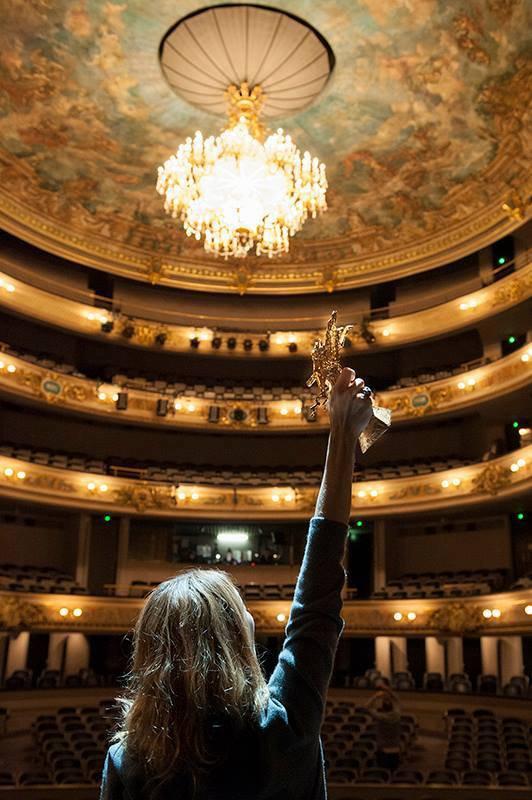 Vanessa ParadisTheatre Royal, Namur.