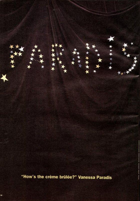 VANESSA PARADIS & LENNY KRAVITZ