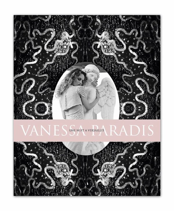 VANESSA PARADIS EN NOIR &BLANC