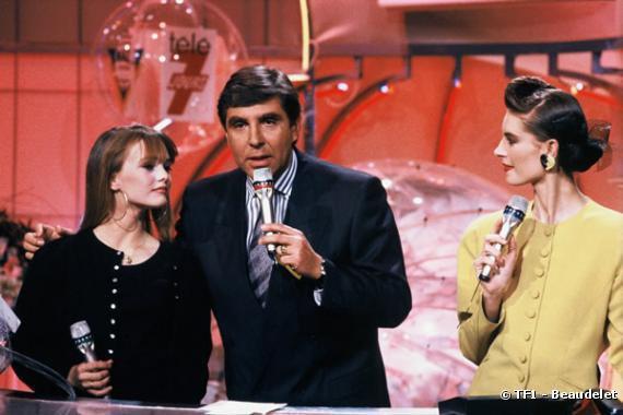 VANESSA PARADIS à la télé