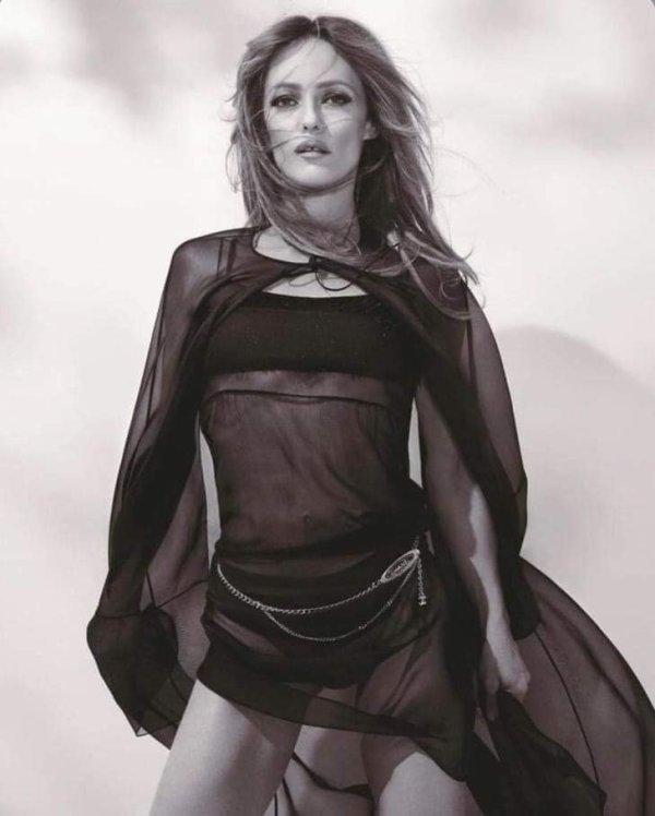 Vanessa Paradis dans le magazine madame figaro septembre 2021
