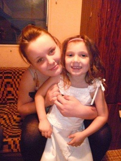 c moi et mon niece