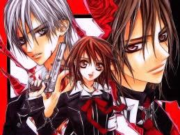 Vampire Knight : Présentation du manga.