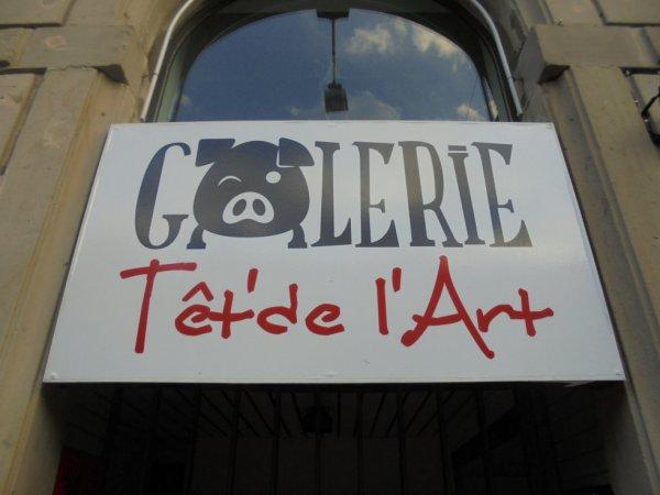 Galerie Têt' de l'Art