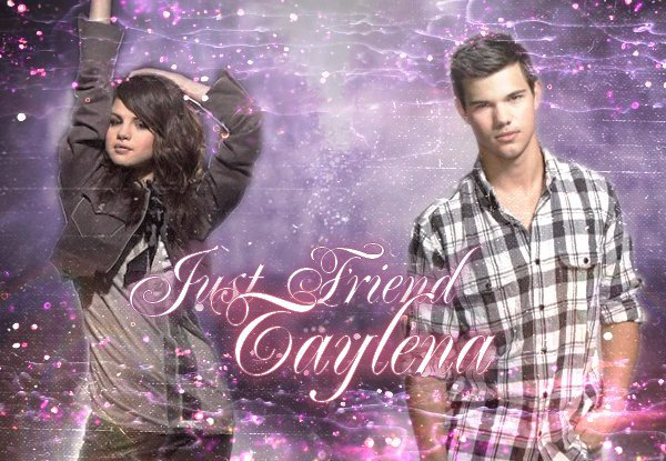 .Just-Friend-Taylena•-------------------- . Falling in love, just you and me . .