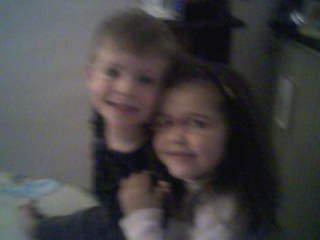 mon cousin et typhaine