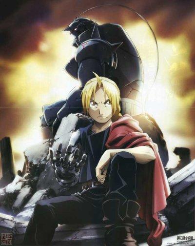 Edward et Alphonse Elric 2