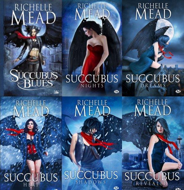 Saga Succubus.