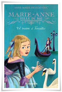 Marie-Anne : Fille du Roi (T2)