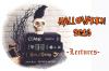 Liste de lectures : Halloween 2016