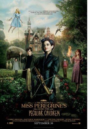 On a vu : Miss Pérégrine et les enfants particuliers