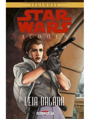 Star Wars - Icones : Leia Organa