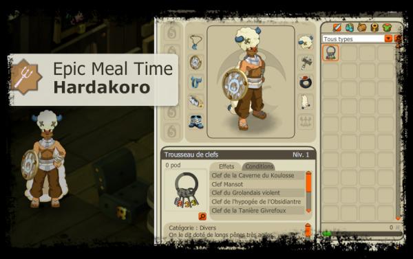 Hardakoro le petit nouveau
