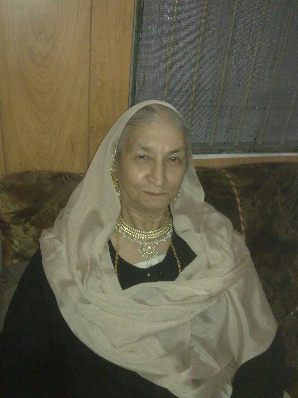 My grandmom