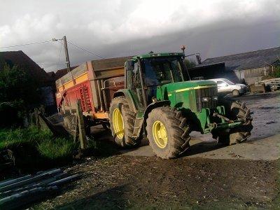 benne +tracteur