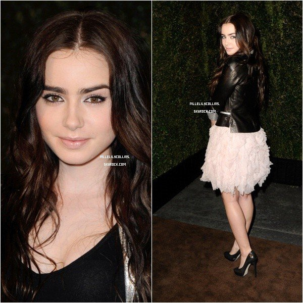 chanel hosts pre-oscar dinner