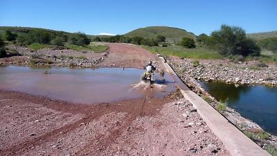 Les pistes namibiennes