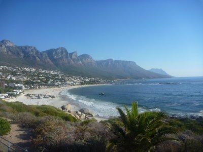 Le vent à Cape Town