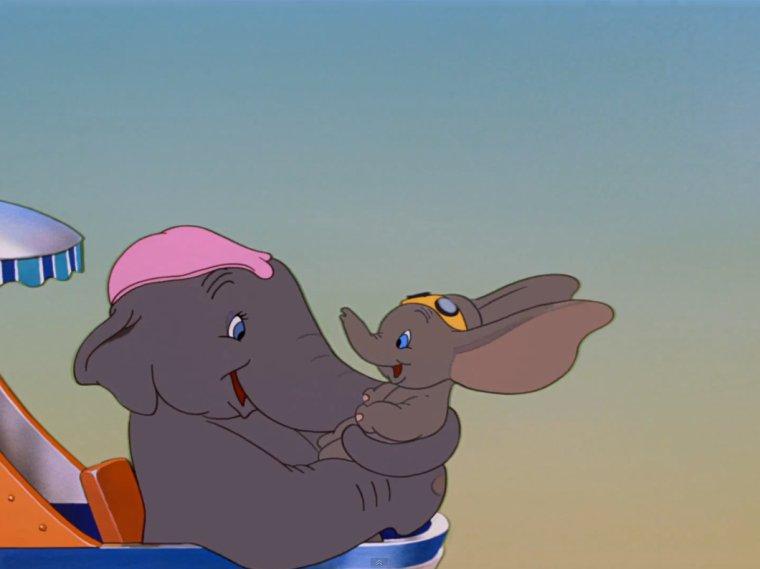 Mais j'ai jamais vu, rien d'aussi marrant, que de voir voler un éléphant.