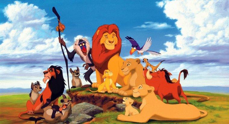 1994 - LE ROI LION : HAKUNA MATATA !