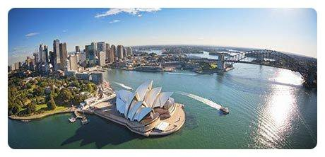 PROLOGUE: WELCOME TO SYDNEY