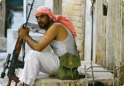 """القناص العراقي....انه قناص بغداد واللذي يعرف  ب """"JUBA"""""""