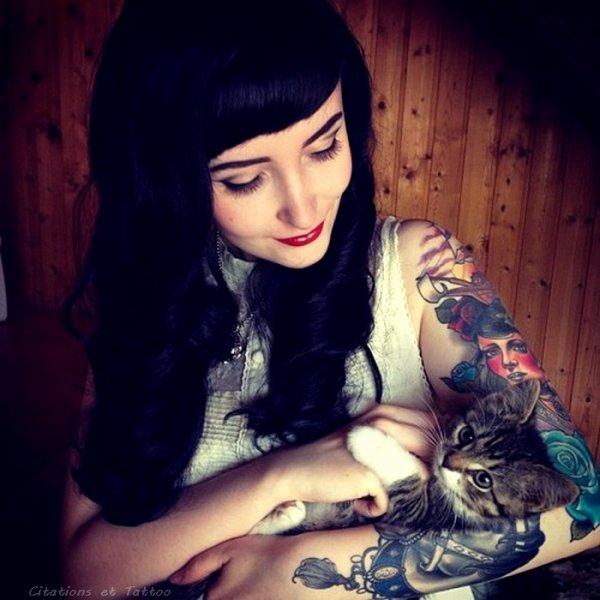 """""""L'amour de la femme et les caresses du chat durent aussi longtemps qu'on leur en donne. """" [ Proverbe espagnol ]"""
