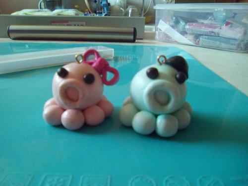 Mr et Mme Octopus