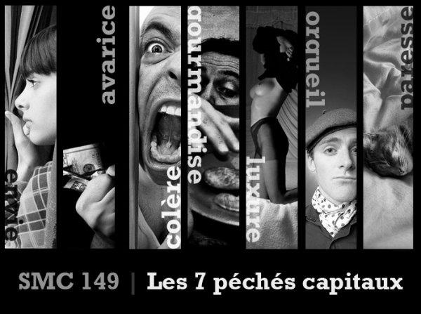 les 7 péchés capitaux