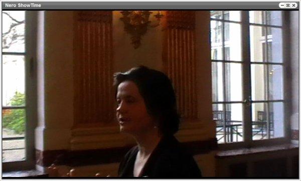 L'inoubliable visite du Parlement francophone bruxellois du dimanche 20 février 2011 avec sa Présidente Mme Julie de Groote