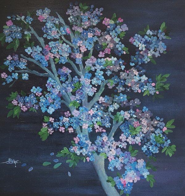 Etude florale (2017)