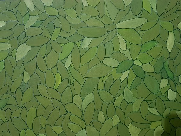 Tapis de feuilles (2018)