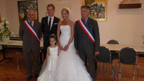 # M4x-Bouet © : Max s'est marié !
