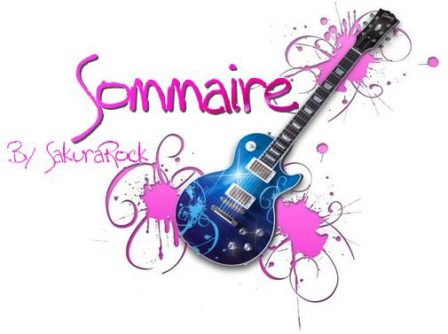 ஃ Sommaire ஃ