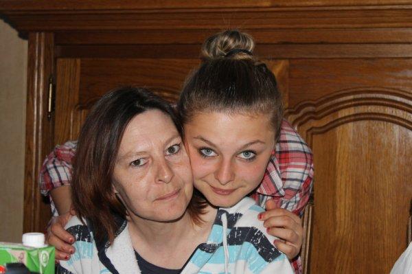 Maman & moi ;) <3