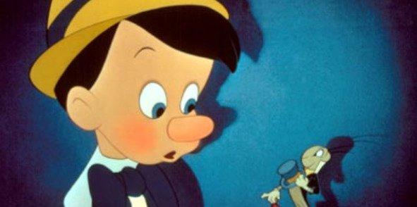 Pinocchio disney - Poisson pinocchio ...