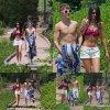 Selena et justin a Hawaï