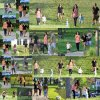 Selena Gomez et Justin Bieber au parc - Toronto, Canada