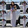 Selena a été vue hier à Van Nuys (Los Angeles) se rendant au studio d'enregistrement