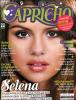 Selena en couverture de Capricho